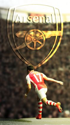 Alexis (Credits: I'm sorry I have forgotten the website from where I took this) Arsenal Football Shirt, Arsenal Shirt, Football Icon, Best Football Team, Football Shirts, Arsenal Fc, Arsenal Players, Alexis Sanchez Arsenal, Peugeot