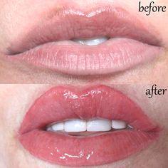 Permanent lip color from Sheila Bella Permanent Makeup! Subtle pink for everyday . - Permanent lip color from Sheila Bella Permanent Makeup! Subtle pink for everyday wear …, - Lip Color Tattoo, Lip Liner Tattoo, Highlighter Makeup, Contour Makeup, Lip Makeup, Too Faced, Lip Permanent Makeup, Lotion, Pigmentation