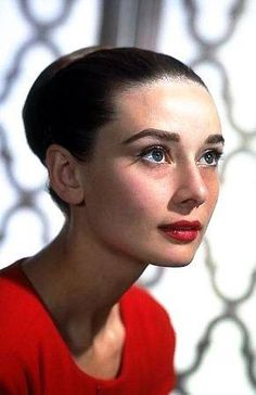 Audrey Hepburn photographed by Wallace Seawell, 1959