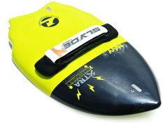 Envy Wedge Handboard for bodysurfing with GoPro Attachment