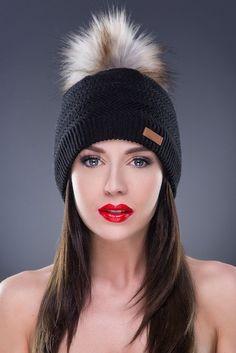 1527a4b69d1 Faux Fur PomPom Toque   Faux Fur Bobble Hat Fur Bobble Hat