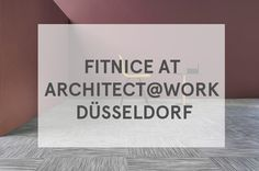 Last December, we presented at Architect Work, Düsseldorf, our new product FITNICE MARINE a woven vynil floor specially designed for boats or high exposure to water spaces. A Great Success!!