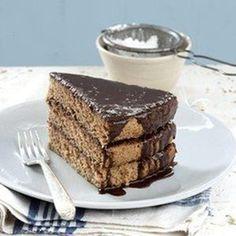 SJOKOLADE KOEKE South African Recipes, Ethnic Recipes, Flan Cake, Chocolate Cakes, Kos, Coffee Cake, Delicious Desserts, Cake Recipes, Sweet Treats