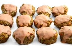 Get ready to make some super yummy NEW meatloaf muffins. They're filled with all the fabulous flavors of buffalo wings that are traditionally dipped in ranch dressing and served with carrots and celery. These muffins have the carrots, celery, r