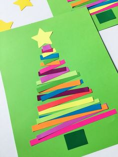 Christmas Tree Crafts For Kids Jane Can with regard to Great 17 Christmas Paper Crafts For Kids. How to Make Paper Crafts for kids, Easy Paper Crafts For Toddlers Christmas Tree Crafts, Preschool Christmas, Preschool Crafts, Christmas Activities, Holiday Crafts, Halloween Crafts, Halloween Candy, Homemade Christmas Decorations, Christmas Crafts For Kids To Make