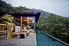 AMB House by Jacobsen Architetura (Brazil)