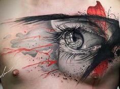 95 Amazing Trash Polka Tattoos, Trash Polka Tattoo, Trash Polka Tattoos In Cancun, Body Art Tattoos Trash Polka Germany, Collection Of Trash Polka Tattoo Designs 38 Images In Collection. Trash Polka Tattoos, Tattoo Trash, Red Tattoos, Body Art Tattoos, Sleeve Tattoos, Arte Trash Polka, Schwarz Rot Tattoo, Black Red Tattoo, Tatuagem Trash Polka