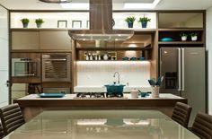 Construindo Minha Casa Clean: Consultoria da Leitora: Como Decorar a Cozinha em U?