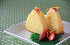 Sicilian Orange Cake | Sicilian Orange Cake Recipe | Easy Asian Recipes at RasaMalaysia.com - Page 2