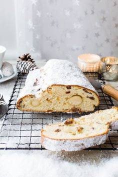 Thermomix Marzipan Stollen