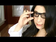 ▶ ASMR Ear, Nose and Throat Examination (ENT) Role Play: A Binaural Medical Exam For Relaxation - YouTube