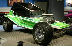 "Similar custom car made by George Barris called ""Bandito"""