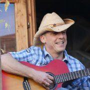 Wayne Jacobs and guitar