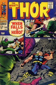 Thor 149 [Feb 1968]