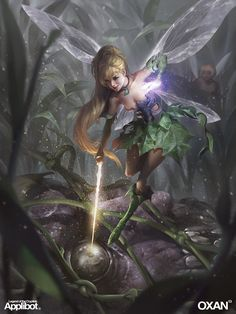 Tinkerbell - Advanced - Legends of the Cryptids