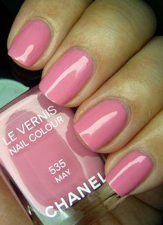 Chanel Spring 2012 polish