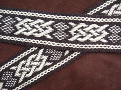 Another Celtic Knot Sash by Annie MacHale