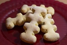 A family recipe for zázvorníky, a ginger cookie from the Czech and Slovak tradition, launches a new staff food column in LNP and on LancasterOnline. Gingerbread Cookies, Christmas Cookies, New Recipes, Cookie Recipes, Biscuits, Ginger Cookies, Russian Recipes, Decorating Tips, Family Meals
