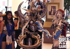 PHOTOS: Cosplay at Fan Expo 2015