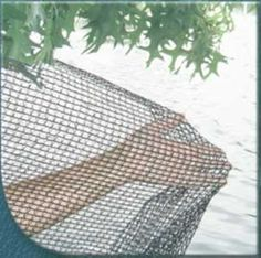 """Deluxe Knitted Pond Net/netting- 10' X 12' Size for Koi Ponds & Water Gardens by DeWitt. $31.68. Also offers great protection against predators.. UV resistant net can last for 10 years or longer!. 10' x 12' size- 400% heavier than cheap """"Econo"""" netting. Knitted netting can be cut to any size and is easy to handle. Will not unravel when cut. a Premium net that will give years of use.  Can also be used as a light shade cloth- provides 30% shade."""