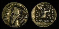Vonones I (8-12 AD)