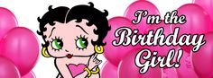 Betty Boop Facebook Timeline Covers : Betty Boop Birthday Facebook Timeline Covers and Banners