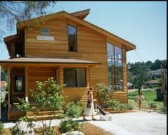 passive solar home pictures