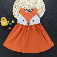 Check out my new Cute Fox Print Sleeveless Dress for Baby Girl, snagged at a crazy discounted price with the PatPat app. Baby Outfits Newborn, Baby Girl Newborn, Mom Baby, Baby Girls, Baby Boy, Baby Girl Dresses, Baby Dress, Dresses For Babies, Latest Fashion For Women