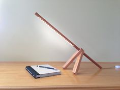 ALamp LED Table Lamp by GaganDesign on Etsy, $150.00