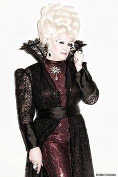 Mystery! #fashion #style #drag