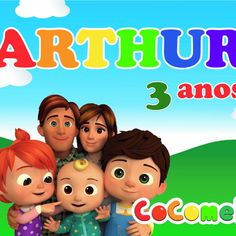 Kit Festa Cocomelon no Elo7 | PAINEL ÂNGELA ÁLVARES (1331249) Bubble Guppies, Paw Patrol Birthday Card, Birthday Cards, 1, Fictional Characters, Party Kit, 3 Year Olds, Photos, Bday Cards