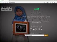 eAhlulbayt Smart Azan Clock Launch