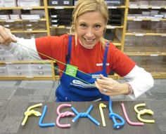 Our photo gallery of our employees' one word that describes what The Container Store means to them!