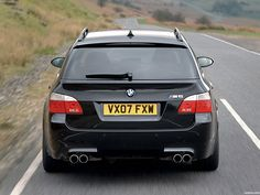 BMW m5 touring uk e61 2007 this would do, but sadly not available in the US