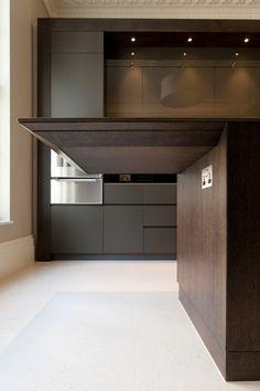 Kitchens for Grosvenor Estates |