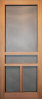 View All Wooden Screen Doors