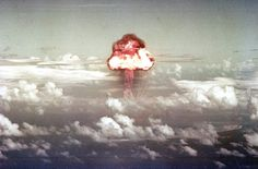 On November a bomber dropped a nuclear bomb over a point north of Runit Island in the Enewetak atoll, resulting in a 500 kiloton explosion -- part of a test code-named Ivy. Department of Defense) Nuclear Bomb Test, Nuclear War, Nuclear Energy, Enewetak Atoll, Vietnam Protests, First Atomic Bomb, Bomba Nuclear, Nuclear Apocalypse, Rare Historical Photos