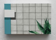 alexselmeci:  Aloe vera, 2015, 20x30cm