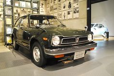1970s honda civic.  Love this car for some reason-- just wanna drive it has fast as it can go until it blows up.