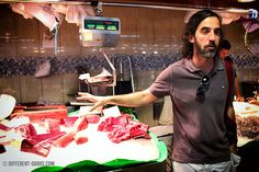 Tuna, La Boqueria, Fish Stall, Cooking Class, Market Tour, Barcelona