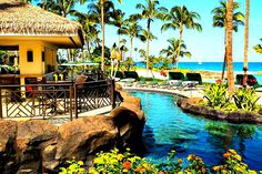 Sit back and relax at Marriott's Ko Olina Beach Club #Hawaii #vacation