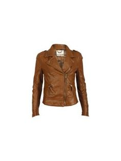 8mm. bikerjacket pu leather Chopper