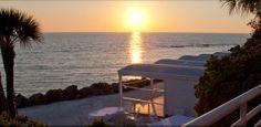 Sanderling Beach Club designed by Paul Rudolph 1953, Siesta Key, Sarasota, FL