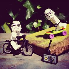 LEGO Constraction Star Wars First Order Stormtrooper Legos, Lego Star Wars Games, Aniversario Star Wars, Lego Memes, Star Troopers, Lego Stormtrooper, Lego Pictures, Lego War, Lego Toys