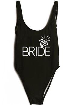 A personal favourite from my Etsy shop https://www.etsy.com/uk/listing/483169627/bride-swim-suit-bathing-costume