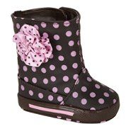Natural Steps Infant Girls' Boot Lil Gumdrop - Brown at Sears.com