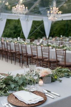 Tented Private Home Wedding - Jubliee Events