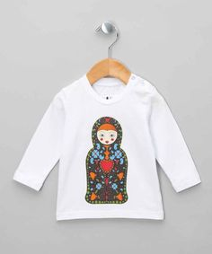 Along with a charming print, this on-trend tee features handy snaps at the shoulders, cozy long sleeves and a soft and stretchy cotton blend.92% cotton / 8% elastaneMachine washMade In Bulgaria