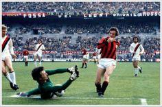 1979/80: Milan-Bologna 4-0 - Chiodi e Zinetti #calcio #sport #milan #storia