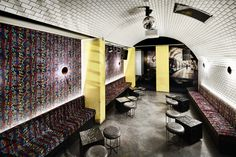 Generator Hostel Paris is in the centre of Paris next to the Gare du Nord. We have the best rooftop in Paris & a basement bar! Generator Hostel